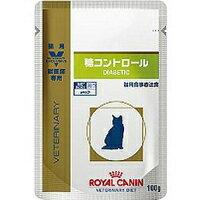 【猫】糖コントロール 100g×24個【ロイヤルカナン】