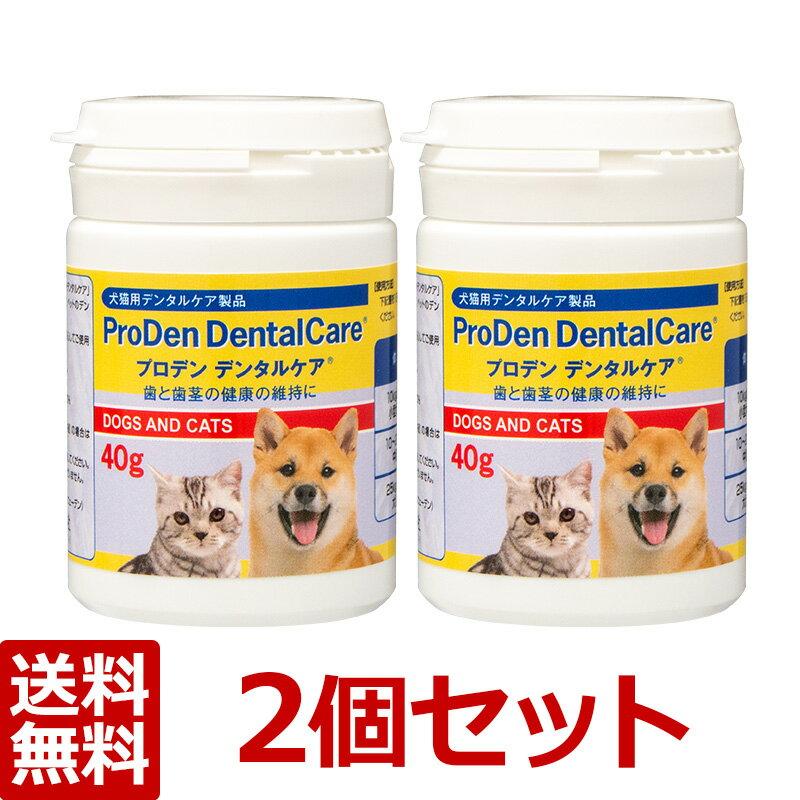 【あす楽】【送料無料】【プロデンデンタルケア 40g×2個】【スウェーデンケア】日本全薬工業