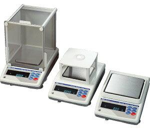 A&D (エー・アンド・デイ) 検定付きはかり 校正用分銅内蔵型汎用天びん GX-1000R