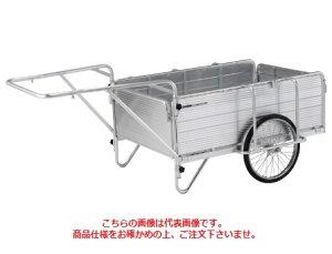 【直送品】 アルインコ 折りたたみ式リアカー HKM-150 【特価】【法人向け、個人宅配送不可】 【送料別】