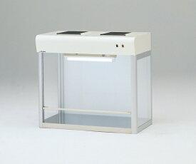 【直送品】 アズワン クリーンベンチ(殺菌灯無) CT-600AD (3-5338-21) 《実験設備・保管》 【特大・送料別】
