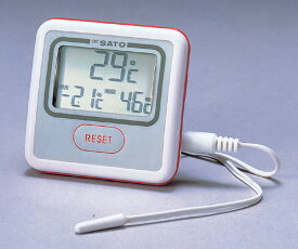アズワン 冷蔵庫用温度計 1-5021-01 《計測・測定・検査》