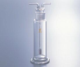 アズワン ガス洗浄瓶 (棒フィルター付) 0456-03-10 (1-9543-03) 《実験器具・材料・備品》
