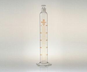 アズワン 有栓メスシリンダー カスタムA 1-1960-07 《実験器具・材料・備品》