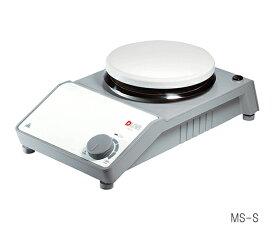 アズワン マグネチックスターラー MS-S (3-7023-01) 《研究・実験用機器》