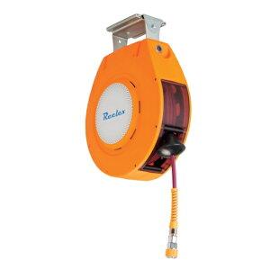 中発販売 Reelex 自動巻きエアーリール リーレックス エアーS (耐スパッタホース仕様) NAR-610WOR
