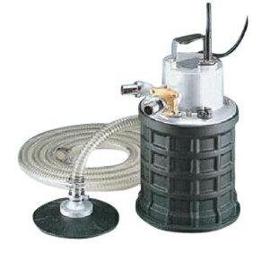 【代引不可】 エバラポンプ(荏原製作所) EBQ型 残水排水用自吸ポンプ 25EBQ6.4SA (0.4kw 100V 60HZ) 【メーカー直送品】