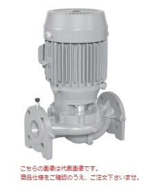 【直送品】 エバラポンプ(荏原製作所) LPD型 ラインポンプ 40LPD5.75E (0.75kw 200V 50HZ)《陸上ポンプ 循環式》