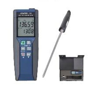 FUSO(フソー) デジタル温度計(データロガー付) FUSO-376