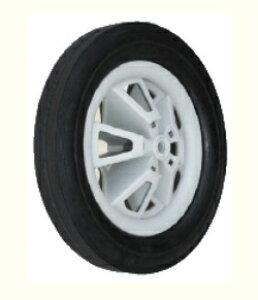 【直送品】 ハラックス タイヤセット ノーパンクタイヤ(プラホイール) TR-8×1.5 (TR-8X1.5) 【大型】