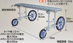 【直送品】 ハラックス アルベア用移動フレーム ARC-2012N 【大型】
