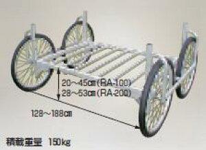 【直送品】 ハラックス 楽太郎用の低床部品 RA-H20 《別売部品》 【大型】