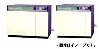 【ポイント10倍】 【代引不可】 日立 コンプレッサー DSP-55VATRN-7K オイルフリースクリュー圧縮機 【メーカー直送品】
