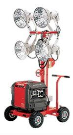 【ポイント10倍】 【代引不可】 ホンダ (HONDA) メタルハライド4灯式 投光機 EM4004W(50Hz) (10828) 《投光機》 【特大・送料別】