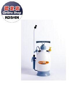 【直送品】 工進 蓄圧式噴霧器 HS-401BR 【法人向け、個人宅配送不可】