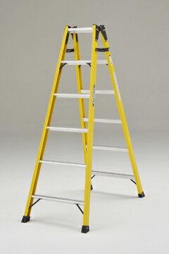 【代引不可】 PiCa (ピカ) FRP製 はしご兼用脚立 FRP-SL18 【メーカー直送品】