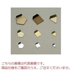 【直送品】 【分銅】 OIML型板状分銅(小質量:アルミ) E2PSO-5M E2級分銅(JCSS校正付)