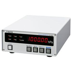 佐藤計量器製作所 デジタル気圧計 SK-500B (No.7630-00)
