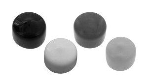 SUNCO 樹脂着色 白 CAP頭カバー(キャップボルト用 【1個入】 シロCAPアタマカバー W3/8