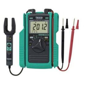 【お宝市セール2020】TASCO (タスコ) AC/DCクランプ付デジタルマルチメータ TA452TM (STA452TM)