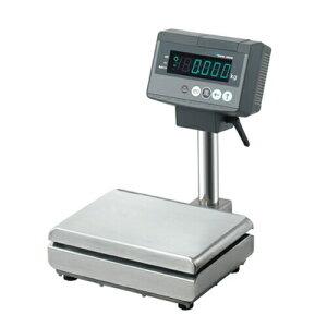 【直送品】 寺岡精工 (TERAOKA) 一体型電子標秤(検定付) DS-805N S-WP15 (27806)