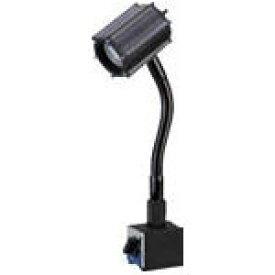 日機 マグネット付LEDスポットライト 5W AC100V NLSS05BM-AC (470-3502) 《マグネット電気スタンド》