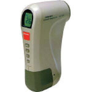 チノー (chino) メモリ機能付ハンディ形放射温度計 IR-TAP (421-9783) 《温度計・湿度計》