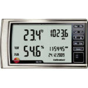 (株)テストー テストー 高精度卓上式温湿度・気圧計 TESTO622 (773-6908) 《温度計・湿度計》