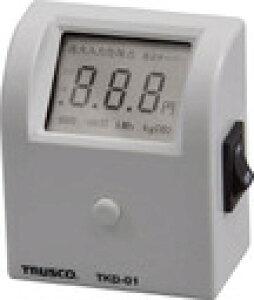 TRUSCO 簡易電力計 TKD-01 (402-7094) 《ストップウォッチ・タイマー》
