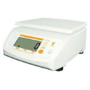 テラオカ 防水型デジタル上皿はかり DS-500K20 (250-6319) 《はかり》