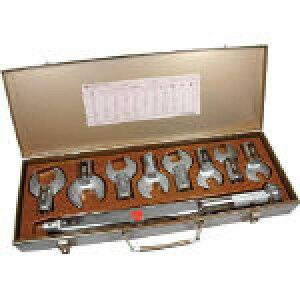 ASH トルクレンチスパナヘッドセットLC180N+17−36mm LCS4000 (580-5198) 《トルク機器》