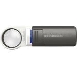 【送料無料】 エッシェンバッハ LEDワイドライトルー 151110 (408-3849) 《ルーペ》