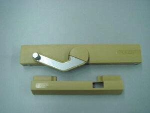 スガツネ工業 ラプコンドアダンパーLDDーS型(270ー018ー989) LDD-S-L LBR (440-3860) 《ドアクローザ》