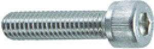 TRUSCO 六角穴付ボルト ステンレス全ネジ サイズM3X6 55本入 B44-0306 (160-1369) 《六角穴付ボルト》