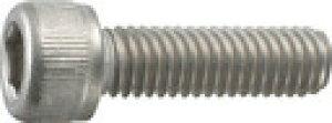 TRUSCO 六角穴付ボルト チタン全ネジ 強度Ti2 サイズM5X10 4本入 TB97-0510 (255-6944) 《六角穴付ボルト》