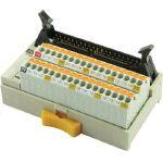 東洋技研 スプリングロック式コネクタ端子台 PCX-1H40-TB34-O3 (479-8210) 《端子台》
