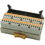 東洋技研 スプリングロック式コネクタ端子台 PCX-1H40-TB40-K-CPU (479-8236) 《端子台》