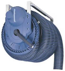 【直送品】 ヤマダ (YAMADA) 電動式排気ホースリール E4-7.5NR (H806165)
