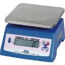 大和製衡 防水形デジタル上皿はかり UDS-210W-20K (検定品)