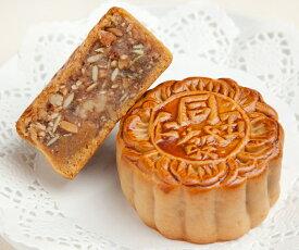 伍仁大月餅−ミックスナッツ大月餅−【横浜中華街・中華菜館 同發】