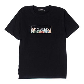 DOWBL/ダブル/Resort Box Logo Tee【全2色】