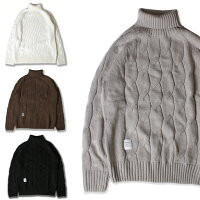 GentlemanlyCableKnit