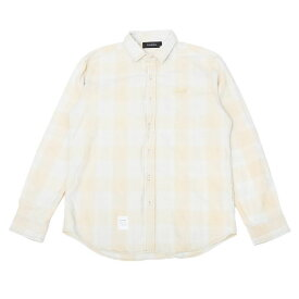 DOWBL/ ダブル/ Faint Frost Checked Shirt 【全1色】