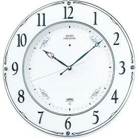 SEIKO PREMIUM セイコープレミアム 壁掛け時計 電波時計 SWEEP スイープ LS230W セイコー時計/電波掛け時計/電波掛時計/壁掛時計/かけ時計/壁掛け電波時計/電波壁掛け時計