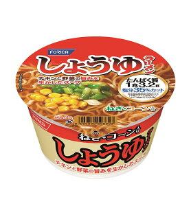 FORICA しょうゆラーメン 72.2g (カップ麺)