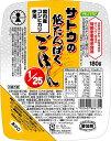 ハウス食品株式会社やさしくラクケアサトウの低たんぱくごはん 1/25 20個