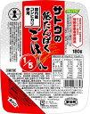 ハウス食品株式会社やさしくラクケアサトウの低たんぱくごはん1/5 (180g)