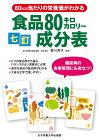 五訂増補食品80キロカロリー成分表