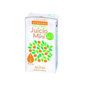 液状濃厚流動食「ジューシオ ミニ JuiciOミニ(オレンジ)」125ml×12本入【RCP】