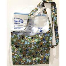 マイフィット採尿バッグカバーウロバッグカバー肩掛け・スタンド用動物シリーズおしゃれデザイン尿袋カバー